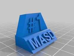 MASD奖杯